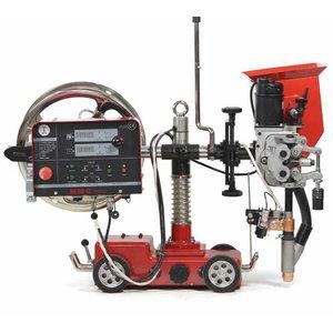 Suvirinimo traktorius su srovės šaltiniu, Javac