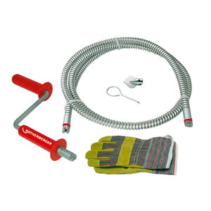 Ropower Handy manual pipe cleaning unit, Rothenberger