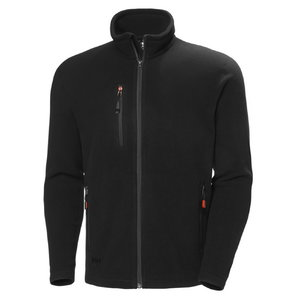 Džemperis  Oxford  black L, Helly Hansen WorkWear