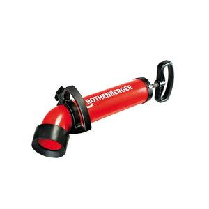 Ropump SuperPlus cauruļu tīrīšanas sūknis ar adapteru kompl., Rothenberger