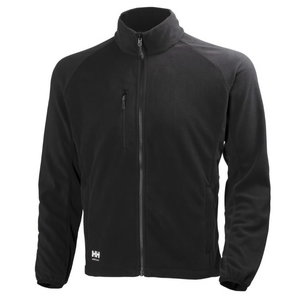 Fliisjakk Eagle Lake CIS, must L, Helly Hansen WorkWear