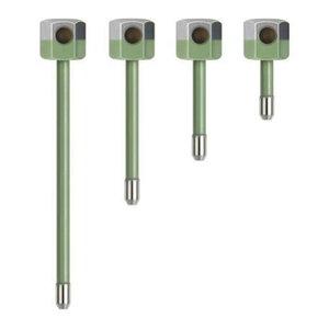 Drive-in electrode 40mm, teflon insulated, Gann
