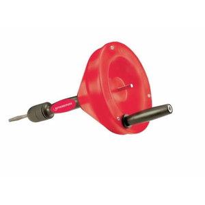 Torupuhastaja 20-75mm ROSPI 8H+E, plus spiraal 8mmx7,5m, Rothenberger