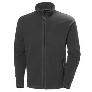 OXFORD FLEECE LIGHT dark grey, Helly Hansen WorkWear