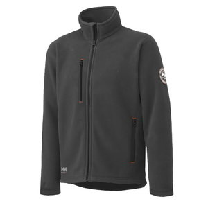 Flīsa jaka LANGLEY, dark grey M, Helly Hansen WorkWear