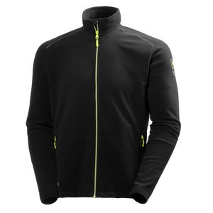 Džemperis AKER FLEECE, black L, Helly Hansen WorkWear