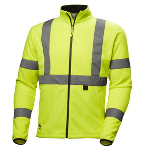Fliisjakk Addvis kõrgnähtav CL3, kollane 2XL, , Helly Hansen WorkWear