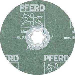 Fibrodiskas CC-FS 125 A  36, Pferd