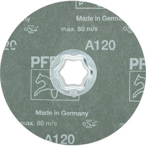 Abrazīvais disks CC-FS 125 A 120, Pferd