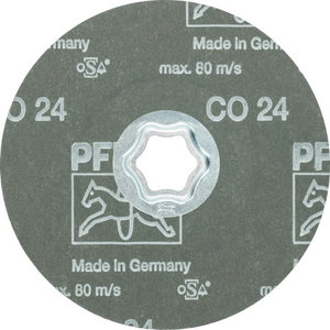 Абразивный диск CC-FS 125 CO 24, PFERD