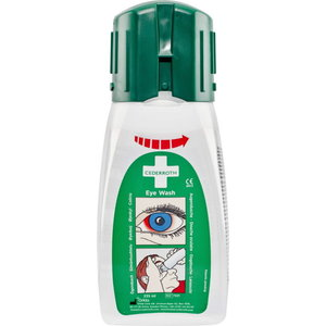 Eye Wash, Pocket Model 235 ml, Cederroth