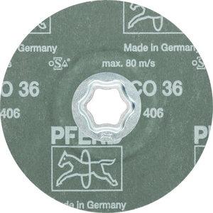 Fiber disc for steel CC-FS CO 125mm P36, Pferd