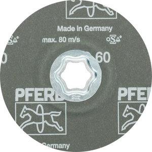 Smilšpapīrs CC-FS 125 CO  60, Pferd