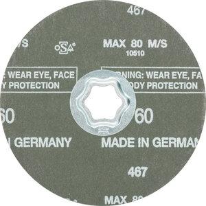 Šķiedras disks CC-FS 125 A-COOL 60, Pferd