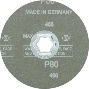 CC-FS фибровый диск ceramic 125 A-COOL 80k, PFERD