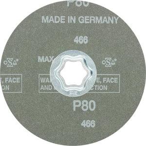 Fiber disc CC-FS A-COOL 125mm P80, Pferd