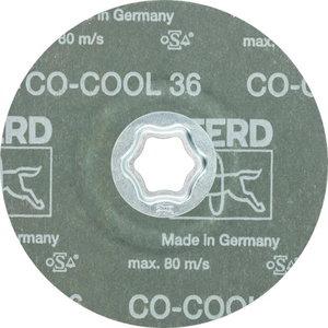 Fiber disc for INOX CC-FS CO-COOL 125mm P36, Pferd