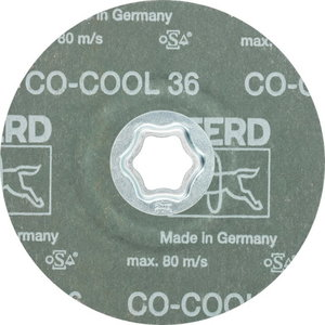 ?ķiedras disks INOX CC-FS CO-COOL 125mm P36, Pferd