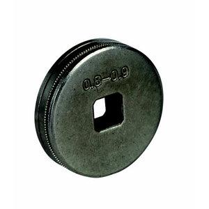 Stieples padeves rullis 0.6-0.9mm, Telwin