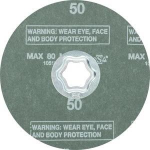 Abrazīvais disks 125mm Z 50 CC-FS, Pferd