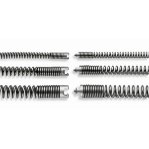 Spiralė vamzdžių valymui Ø 16 mm x 2,3 m Standard, Rothenberger