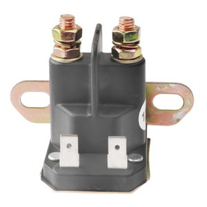 SOLENOID:12V:100A:4TERM  STD BRKT:HP, MTD