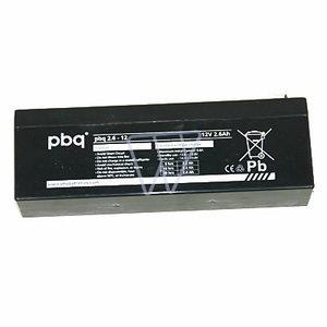 BATTERY 12V 2.6AH, MTD