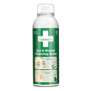 Silmaloputus- haavapuhastussprei, 150 ml, CEDERROTH