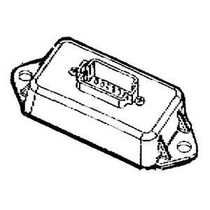 Controller ECU PWM for wheeled loader, JCB