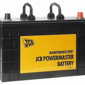 Akumulators  12V 115Ah 870A SAE, JCB