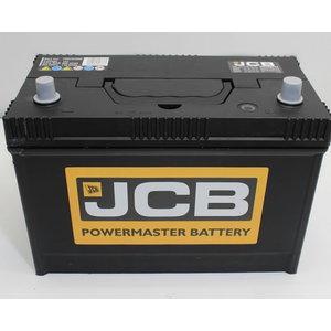 Akumulators  12V 40Ah 360A SAE (vibroplates), JCB