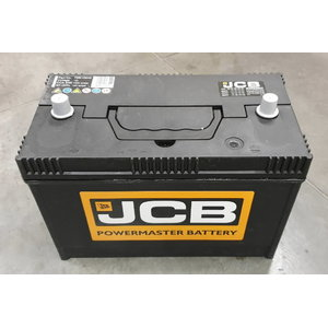 Battery  12V 120Ah 1000A SAE, JCB