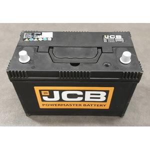 Akumuliatorius  12V 110Ah 900A SAE, JCB