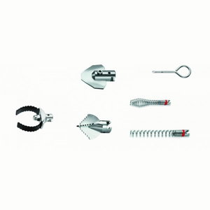 Spiral tool set S 22 mm, 6 pcs, Rothenberger