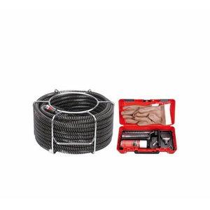 Spiralių/įrankių komplektas standartinis 22mm, Rothenberger