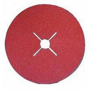 шлифовальный фибровый диск 125мм CER60 XF760, VSM