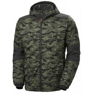Jacket hooded Kensington Lifaloft, Camo 2XL, , Helly Hansen WorkWear