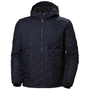 Jacket hooded Kensington Lifaloft, navy M, HELLYHANSE