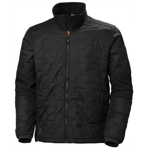 KENSINGTON LIFALOFT JACKET, black M, , Helly Hansen WorkWear