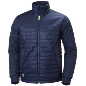 Oxford INSULATED JACKET, evening blue XL, , Helly Hansen WorkWear