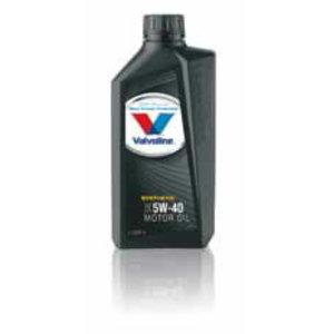 MOTOR OIL SYNTHETIC 5W40 Motoreļļa 1L, Valvoline