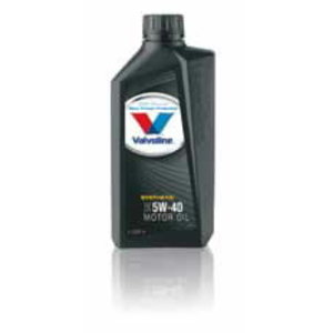 MOTOR OIL SYNTHETIC 5W40 1L, Valvoline