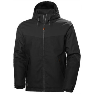 Talvejope Oxford kapuutsiga, must, Helly Hansen WorkWear
