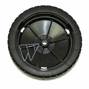 Wheel compl. 160 mm, MTD
