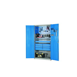 Tool cabinet W1020xD540xH2000mm, Intra