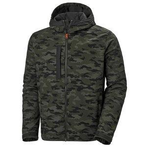 SOFTSHELL hooded Kensington Camo XL, Helly Hansen WorkWear