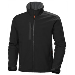 Softshell jakk Kensington, must L, Helly Hansen WorkWear