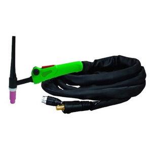 TIG-torch ST26 DX50 Green Line 8m, Telwin