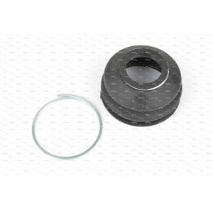 Rubber boot and lock rings kit JD AL209610, Dana Incorporated