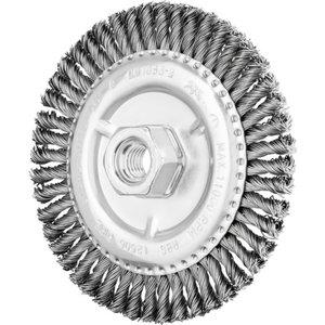 щётка дисковая-p 125x6xM14 сталь 0,5 RBG-PIPE (530511), PFERD